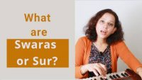 What are Swaras?