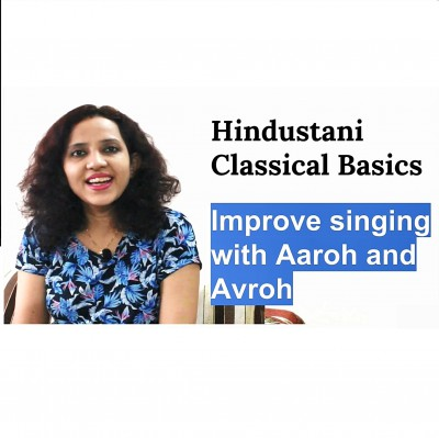 Aaroh and Avroh - An essential guide by Aditi Jha